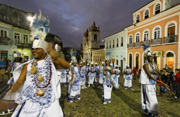 Fiestas Patrias Salvador de Bahía
