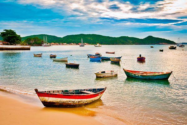 Buzio y Rio de Janeiro
