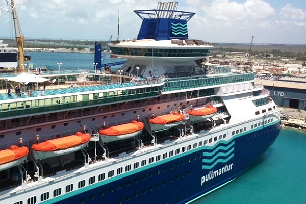 Crucero por Caribe y Antillas
