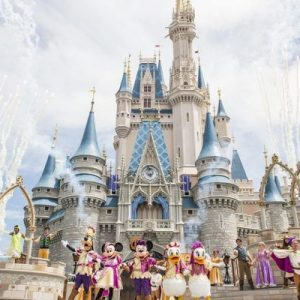 Vive la magia de Disney